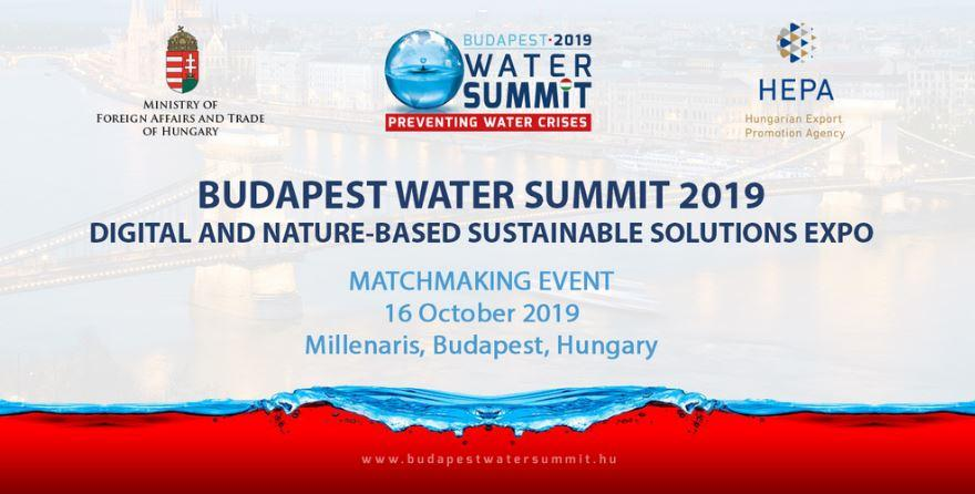 Budapest Water banner