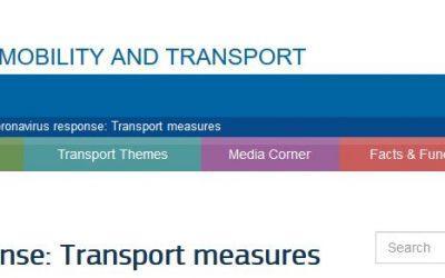 PLATTFORM zu neuen Bestimmungen der EU-Mitgliedstaaten zum Güterverkehr aufgrund der COVID-19-Epidemie