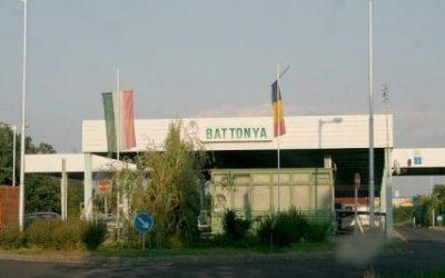Már a battonyai átkelőt is használhatják a magyar-román határon az ingázók