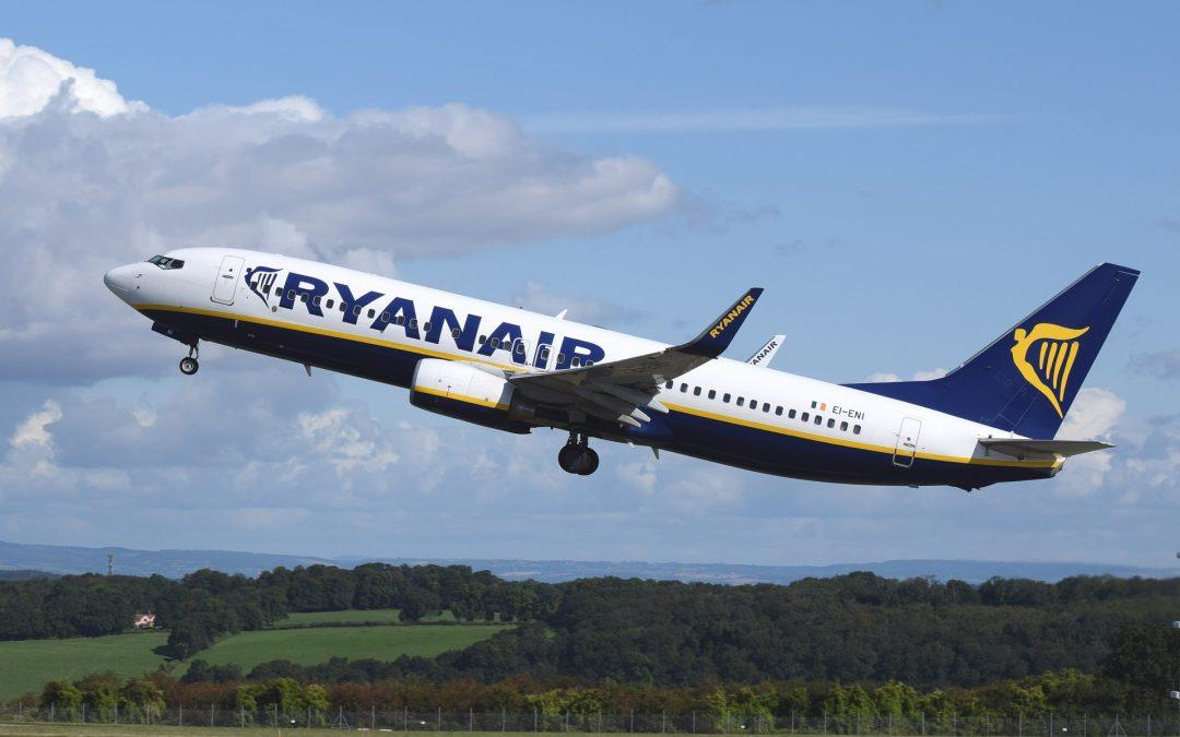 Billigfluggesellschaft Ryanair nimmt im Juli Flüge wieder auf