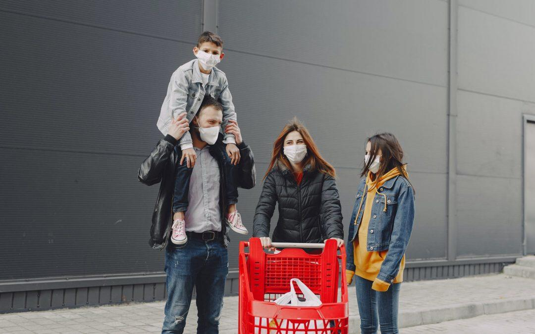 Restrictions on Shopping Times Lifted, Face Masks Still Mandatory