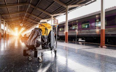 Internationale Bahntickets online erreichbar