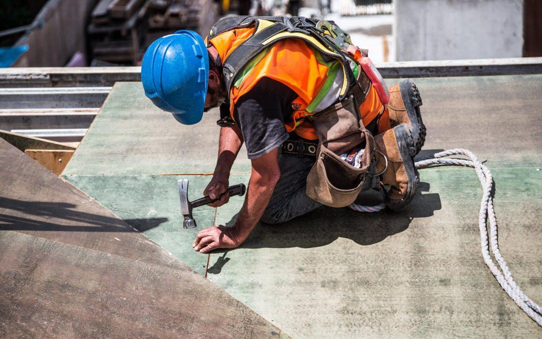 Construction Sector Output Down 21% in July