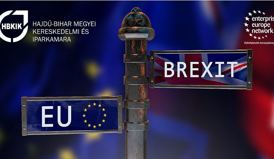 Információk első kézből a BREXIT utáni kereskedelemről, brit piacra lépésről