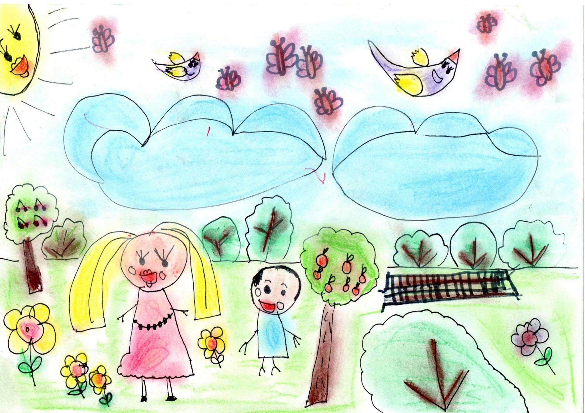 Az erdő őrzői okos gyerekek Pocsaj Kismarja Kikelet Óvodája