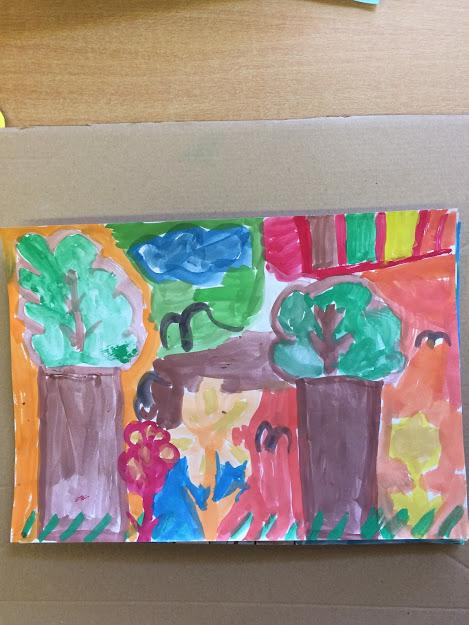 Az erdő színei Hajdúhadházi Földi János Általános Iskola