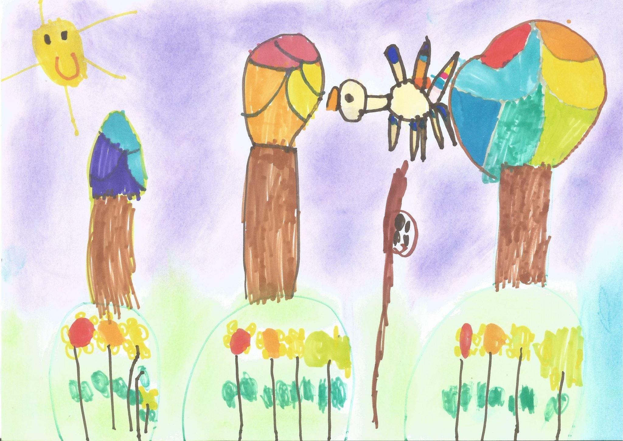 Növényekkel állatokkal színes a világ Nádudvari Napfény Óvoda