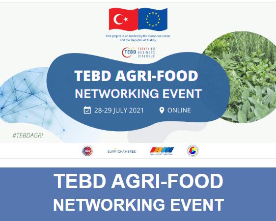 TEBD agri food