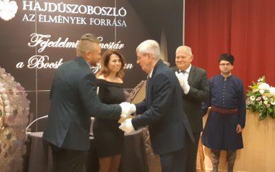 Hajdúszoboszlón az Év Üzlete 2021-ben: Szilfa Étterem