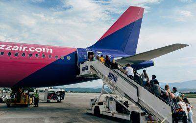 Wizz Air will resume flights from Debrecen to Moscow and Tel Aviv